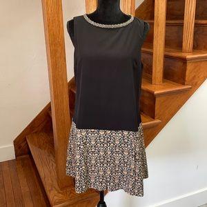 Forever 21 Contemporary Drop Waist Mini Dress